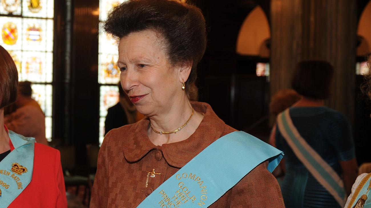 H.R.H.The Princess Royal, Companion Ratling