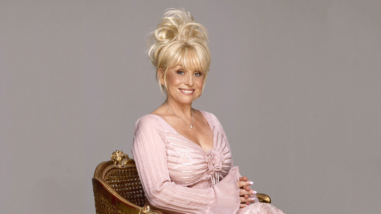 Dame Barbara Windsor M.B.E., President of the Cup of Kindness